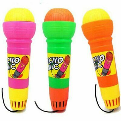 Echo Microphone Mic Voice Changer Toy Kid Party Song learning toy for children N