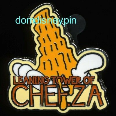 Disney Pin Disney Parks *A Goofy Movie* Themed Set of 4 - Tower Cheeza (Only)!