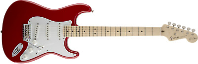Fender Eric Clapton Stratocaster, Maple Fingerboard, Torino Red 717669132941 REP