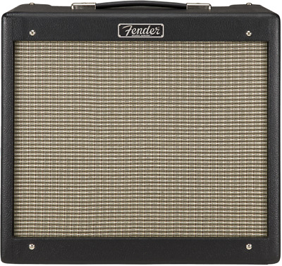 Fender Blues Junior IV, Black, 120V 885978878215 REP