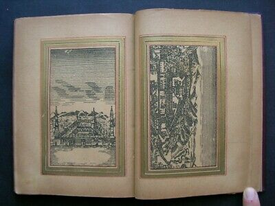Ottoman Turkish Arabic Islamic Old Printed Prayer Book Dala'il Al-Khayyirat