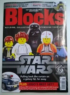 Blocks Magazine May 19 #56 Building Collecting & Customising Your Lego Star Wars