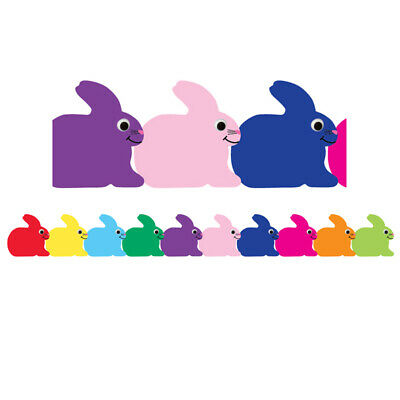 Hygloss Products Inc. - Bunny Die Cut Border