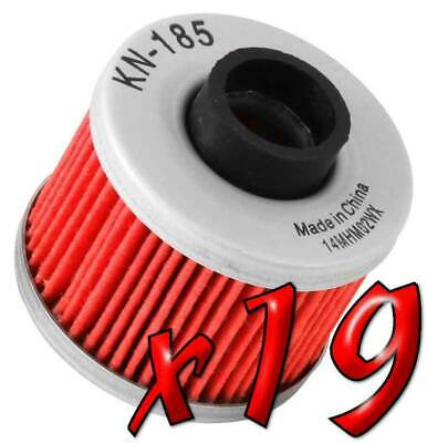 19 Pack: Oil Filters Pro Powersports Cartridge - For , BMW, Peugeot Scooter