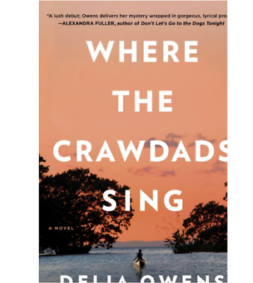Where The Crawdads Sing by Delia Owens 2018, PDF