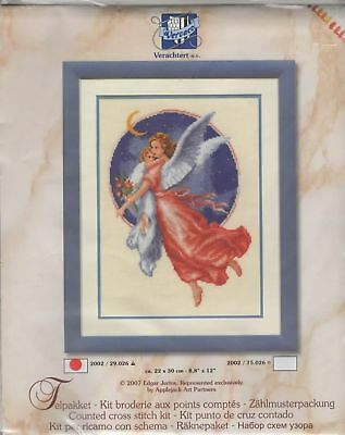 Vervaco Sisterly Love Counted Cross Stitch Kit Baby PN-0145087