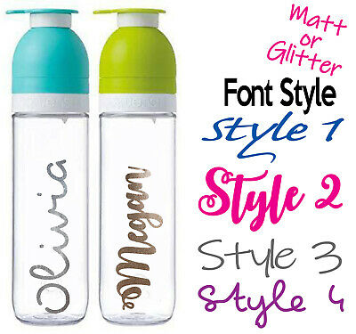 Love Island Water Bottles Personalised With Fruit Diffuser Buy4get1free Inspired