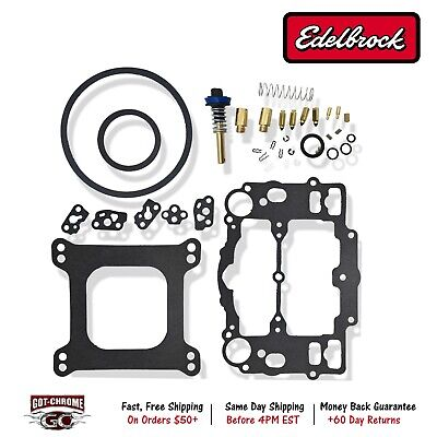 1477 Edelbrock Carburetor Rebuild Kit 1477 1400 1404 1405 1406 1407 1411 1409