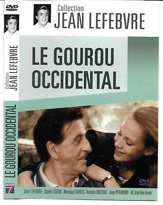 Rare Dvd Le Gourou Occidental Avec Jean Lefebvre Comme Neuf