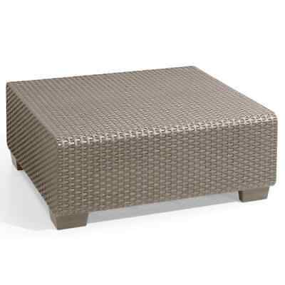 TABLE BASSE EXTERIEUR et jardin design Pop 44x40 par NARDI - EUR 55 ...
