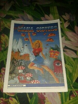 Commodore C-64/128 Atari  The Great Giana Sisters   Orignal 1988  Bilder schauen