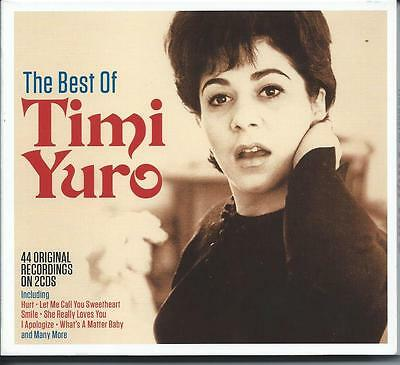 Timi Yuro - The Best Of / Greatest Hits 2CD NEW/SEALED