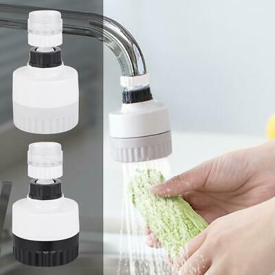 Universal 360 Rotary Faucet Water Tap Nozzle Filter Foldable Bathroom Faucet