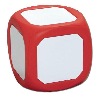 Learning Advantage - Magnetic Write-On Wipe-Off Die Red