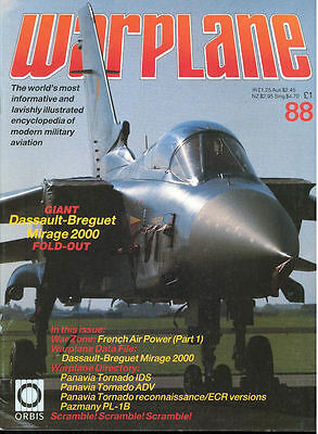 Warplane 88 French Armee De L Air Mirage 2000 Mirage F1 C-160 Puma Jaguar C-135R