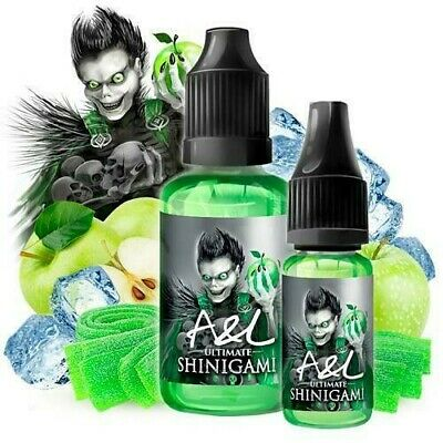 Aroma A&L ULTIMATE SHINIGAMI 30ml  - CONCENTRADO P/ HACER ELIQUID - vaper -DIY