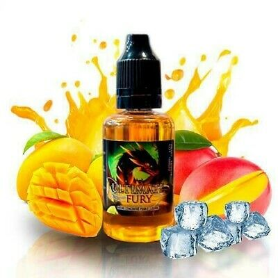 Aroma A&L ULTIMATE FURY 30ml  - CONCENTRADO P/ HACER ELIQUID - vaper -DIY