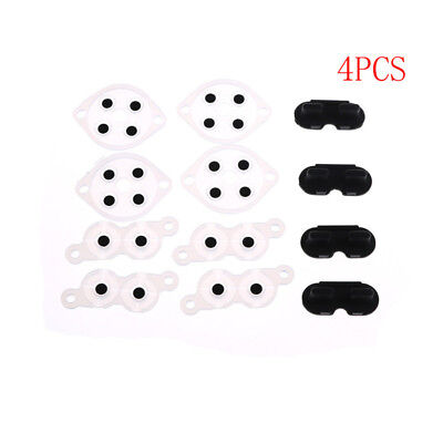 4 Sets Replacement Silicone Conductive Buttons Pads For Nintendo NES Controller…