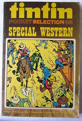 TINTIN POCKET SELECTION - N° 33 - Spécial Western - Griffo, Ferry - Inédits