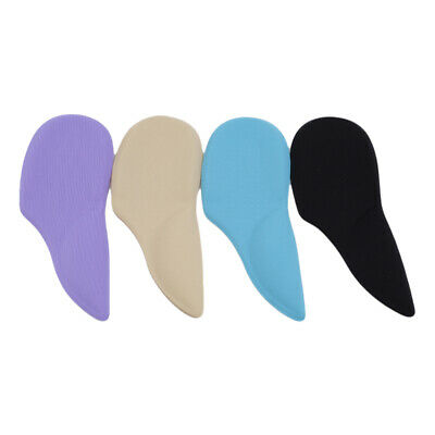 Solid High Heel Forefoot Cushions Arch Support Pad Flat Foot Orthopedic Insole L