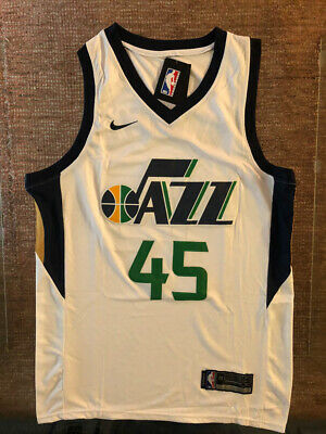 893390ee3 NWT DONOVAN MITCHELL  45 Utah Jazz Nike City Edition Swingman Jersey ...