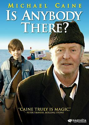 Is Anybody There? (DVD, 2008, Widescreen) NEW