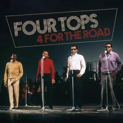 FOUR TOPS  4 For The Road  ( Neues Album 2019 ) ( Digipak ) CD  NEU & OVP