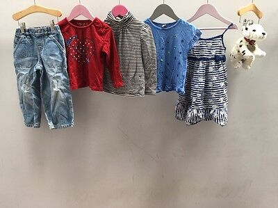 Girls Bundle Of Clothes. Age 2-3. Young Dimension, Tu. <A5715