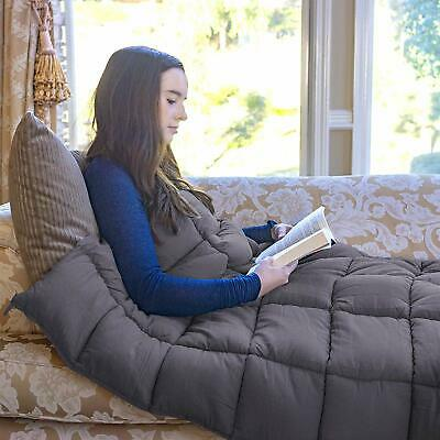 15-25lbs Weighted Sensory Cure Blanket Insomnia Anxiety  Full/Queen Size USA./