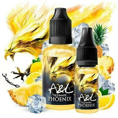 Aroma A&L ULTIMATE PHOENIX 30ml  - CONCENTRADO P/ HACER ELIQUID - vaper -DIY