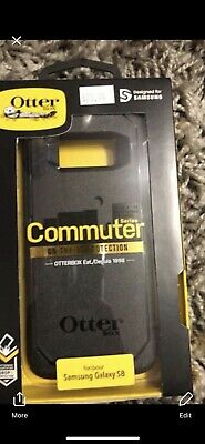 Original Authentic OtterBox SYMMETRY SERIES Case for Samsung Galaxy S8 *