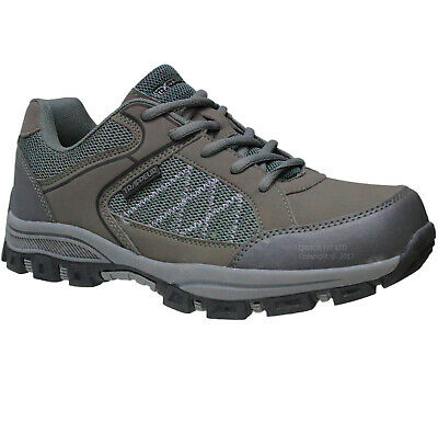 New Mens Hiking Ankle Outdoor Walking Trekking Trail Trainers Shoes Boots Size