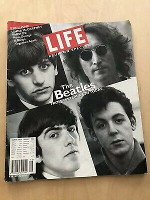 Life Magazine Beatles Reunion Special (US 1995)
