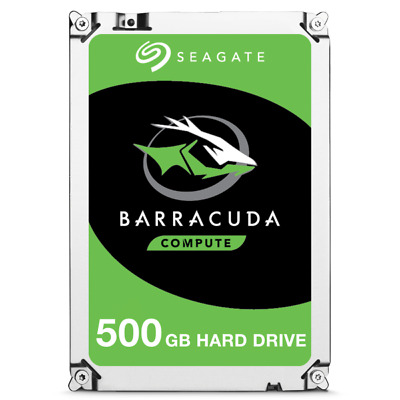 "Seagate ST500DM009 Barracuda internal hard drive 3.5"" 500 GB Serial ATA III"