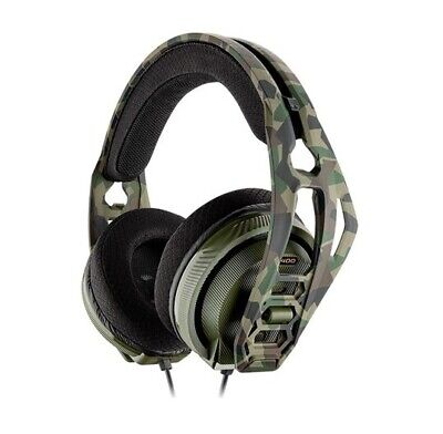 Plantronics RIG 400 HX Gaming Headset For Xbox One - Forest Camo (213012-62)™