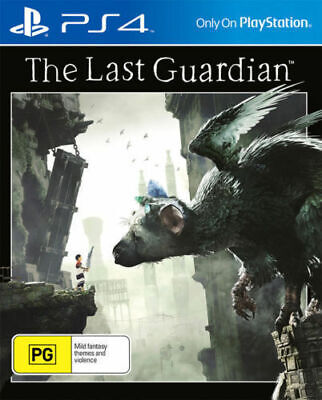 The Last Guardian PS4 Playstation 4 Brand New Sealed