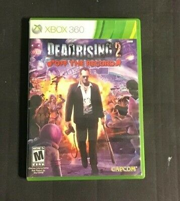 Dead Rising 2: Off the Record (Microsoft Xbox 360, 2011) .. CLEAN TESTED