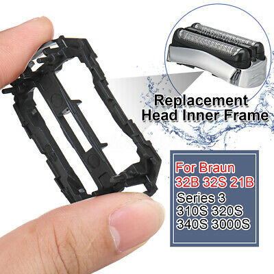 Replacement Head Inner Frame For Braun 32B 32S 21B Series 3 310S 320S 340S 3000S
