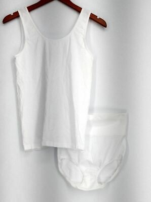 Long Short /& Brief-Nude-Large-NEW Legacy Shapewear Wardrobe with Cami