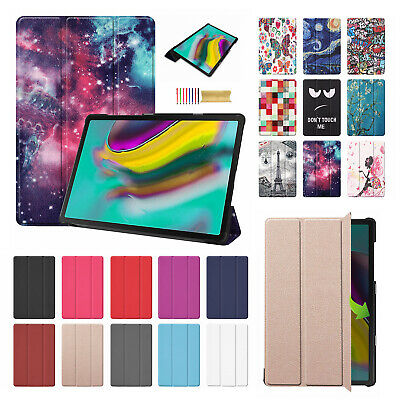 "For Samsung Galaxy Tab S5e 10.5"" T720/T725 Smart Stand Cover Leather Flip Case"