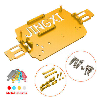 Wltoys Upgrade Metal Chassis Car Bottom A959-B A949 A959 A969 A979 K929 Car