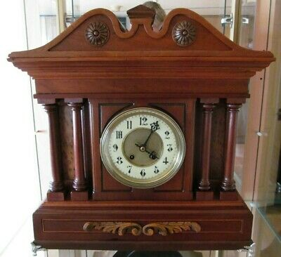 Stunning Vintage Gilbert Mantel clock..Fully restored..