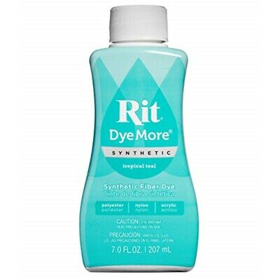 Rit Dye More Synthetic 7oz-tropical Teal