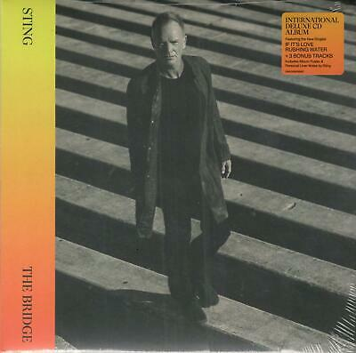 STING - MY SONGS Deluxe edition - CD NUOVO SIGILLATO 2019