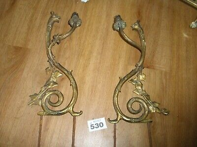Unusual Antique Light Fittings Project