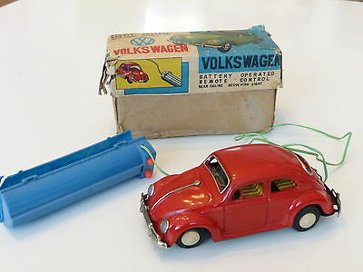 Blechspielzeug Vintage Toys Schuco Patent Varianto-Bus 3044 Made in Western Germany
