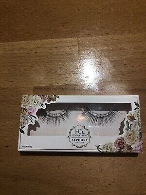 b58bbfd8989 Sephora Collection House of Lashes Camille New In Box No Adhesive As  Pictured