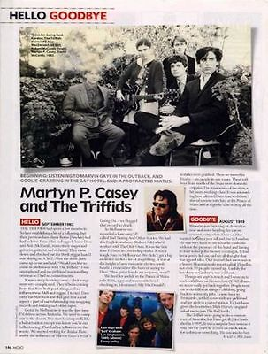 Hello, Goodbye Martyn P. Casey & The Triffids Cutting