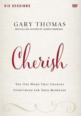 DVD: Cherish Video Study: The One Word That Changes Everything for Your Marriage