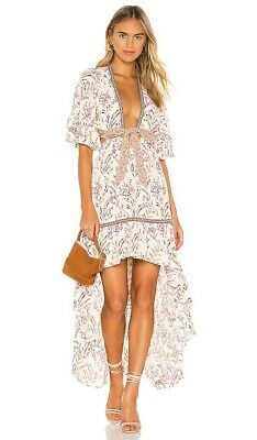 Spell &The Gypsy MAISIE BAMBI Gown beautiful dress. size-S. Get vacation ready!